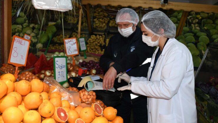 11 gıda firmasına 203 bin TL ceza kesildi