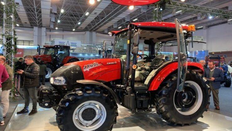 case ih'den yeni yerli traktör