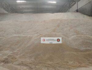 5 bin ton gdo'lu çeltiğin piyasaya sürülmesi engellendi