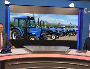her iki traktörden birini biz satıyoruz