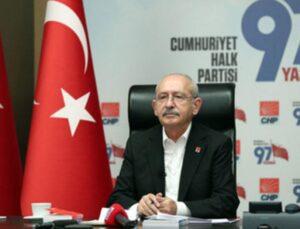 Kemal Kılıçdaroğlu çiftçilerle bir araya geldi