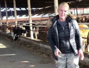 Süt üreticisi cumhurbaşkanına seslendi