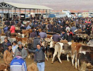türkiye'nin en büyük hayvan pazarı kapatıldı