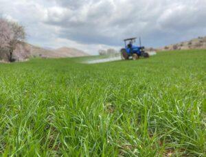 çiftçilerin bahar mesaisi başladı