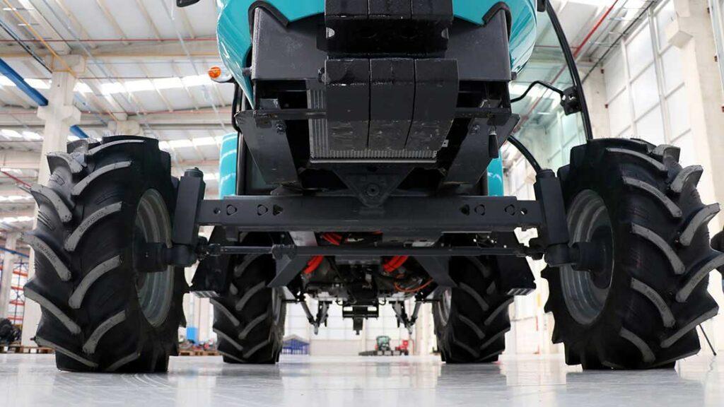 elektrikli traktor 3