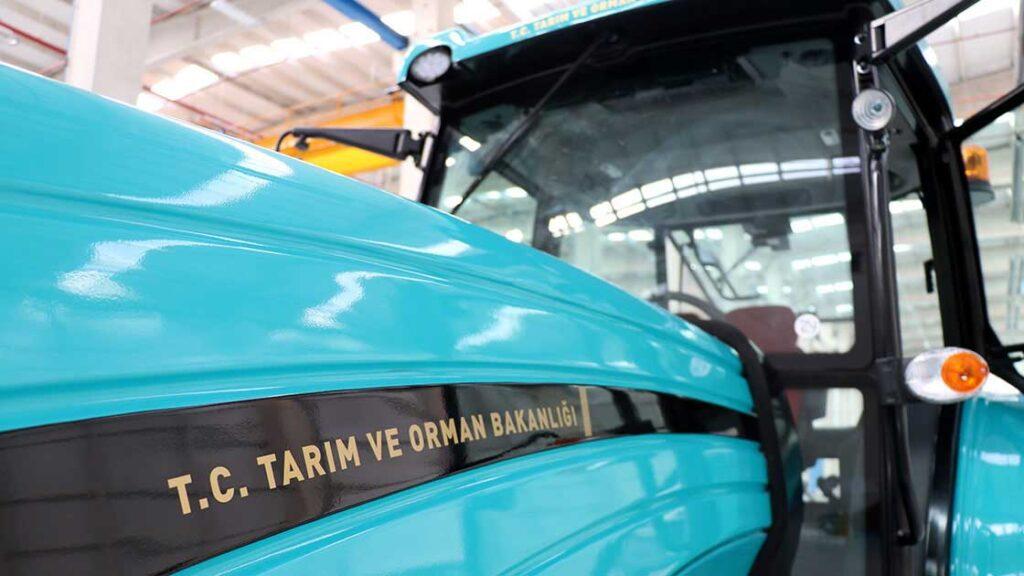 elektrikli traktor 4