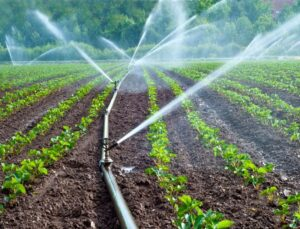 2021 yılı sulama tesisleri ücret tarifesi belirlendi