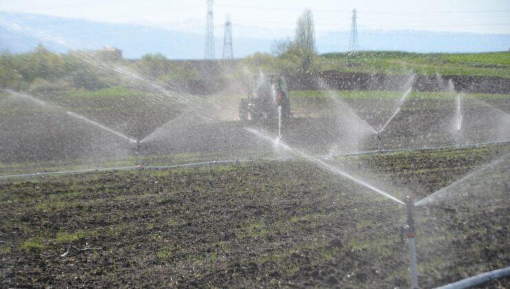 muşlu çiftçilerin kuraklık endişesi