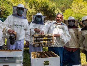 balparmak arıcılık akademisi ile istanbul ili arı yetiştiricileri birliği istanbul'a yeni arıcılar kazandırdı