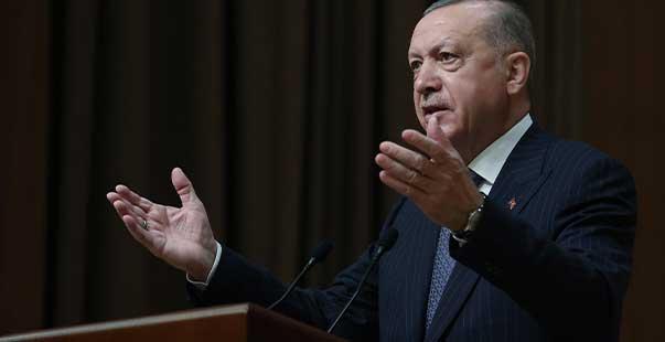 """cumhurbaşkanı erdoğan, """"suyumuzu korumakla vatanımızı korumak arasında fark yok"""""""