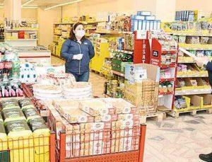 Aydın'da 17 adet gıda işletmesine 587 bin TL cezai işlem uygulandı