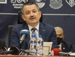 """tarım ve orman bakanı pakdemirli: """"türkiye'nin gündeminden ithal hayvanı çıkarttık"""""""