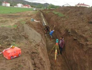 akgören ile 10 bin 780 dekar tarım alanı suyla buluşacak