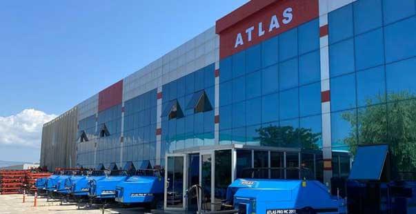 atlas tarım eskişehir tarım fuarında yeni makinalarını tanıtacak