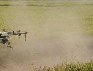 beybi eldivenleri'nden drone ile hassas tarım uygulamaları