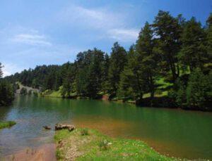 aksu göleti tabiat parkı olarak tescillendi