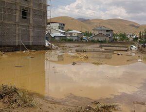 sel felaketinde tarım alanları başta olmak üzere birçok yer zarar gördü