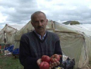 beykoz'a mevsimlik işçi olarak geldi, çiftçi oldu