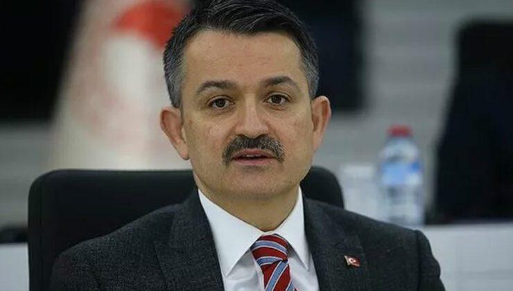"""bakan pakdemirli: """"su kanunu'nu da türkiye büyük millet meclisi'ne sunmak istiyoruz"""""""